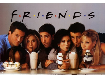 What F.R.I.E.N.D.S taught me about life...